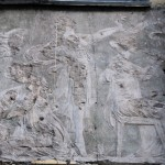 Армен Арутюнов о барельефах на здании бывшего ресторана «Аквариум»