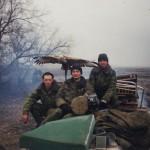 Война, смута и ненастье — три главные книги марта