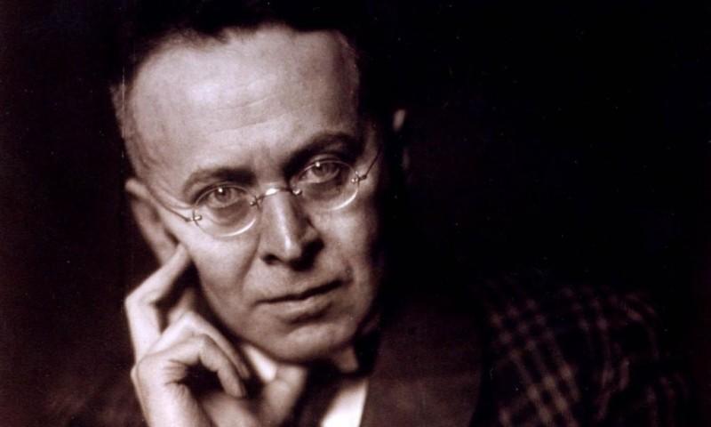 ZU APA 321                 Karl Kraus, GrŸnder der Zeitschrift ãDie FackelÒ, in einer Aufnahme um 1930.    APA-Photo: Trude Fleischmann / Wr. Stadt- u. Landesbibliothek