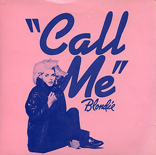 Blondie-Call-Me