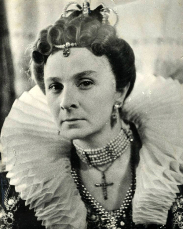 Мария Стюарт Елизавета