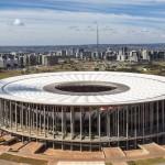 Бразильский стадион, построенный к ЧМ-2014 за 550 миллионов, используется как стоянка для автобусов
