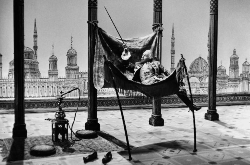 1962 Baron Prasil - El baron fantastico (foto) 01