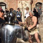 На венецианском биеннале прошел перформанс с участием писателя Сорокина. В присутствии самарских культуртрегеров