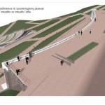 Как будет выглядеть площадь Славы после деконструкции стены — проект, утвержденный губернатором