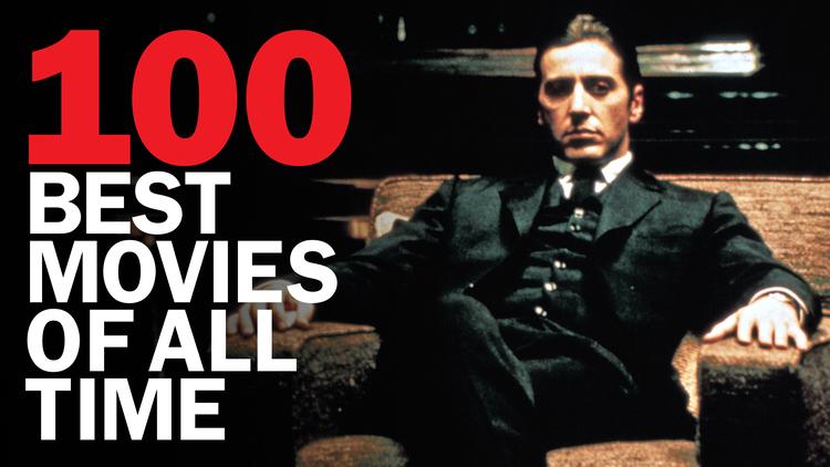 100 лучших фильмов в истории: