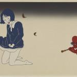 Неделя японских художников. День седьмой. Тошио Саёки. 18+