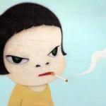 Неделя японских художников. День третий. Ёситомо Нара