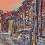 Мир новых технологий в творчестве художника и работах Татьяны Пудовой