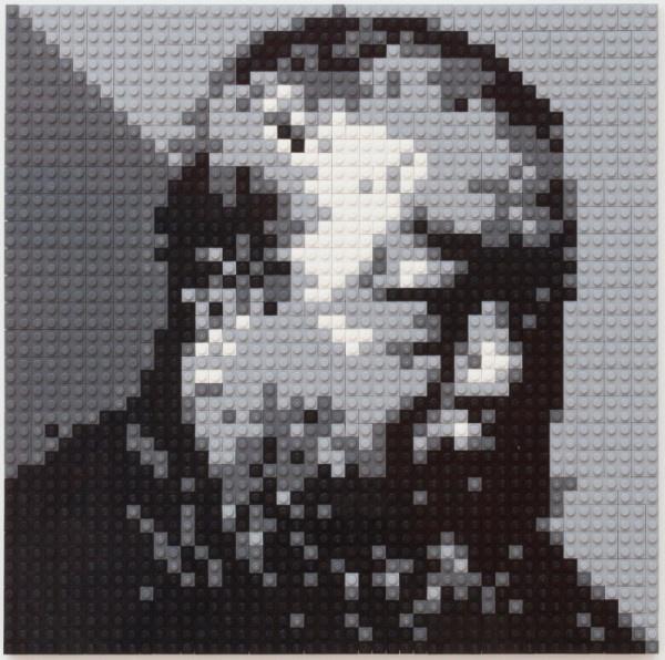 2015_Ai_Weiwei_LEGO_Collection_Point_Single_Panel_Portrait_2000w