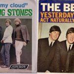 10 лучших песен полувековой давности. Top 10 Billboard singles. 6/11/1965