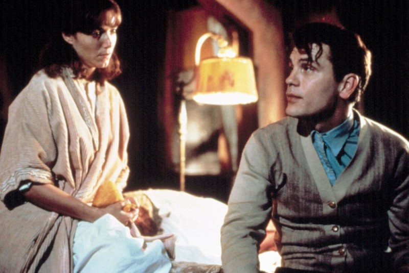 THE GLASS MENAGERIE, Karen Allen, John Malkovich, 1987, (c)Cineplex-Odeon Pictures