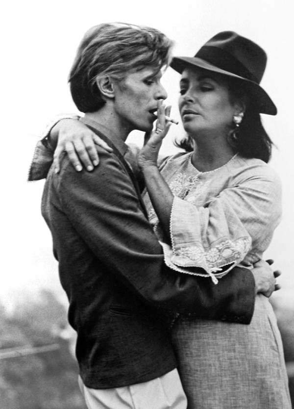 David-Bowie-and-Elizabeth-Taylor