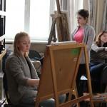 «Преображение» юных художников
