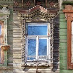 О чём рассказывают наличники русских домов: символизм в деревянном зодчестве