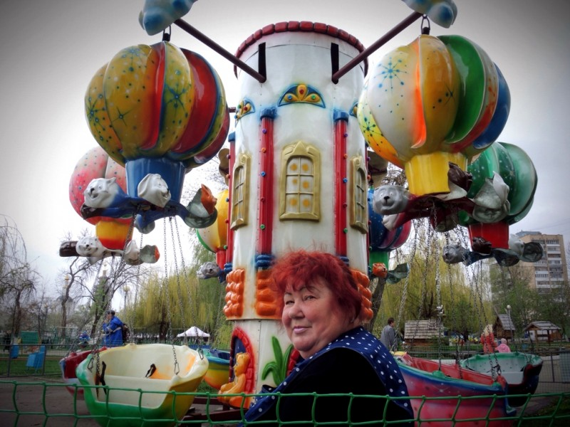 Федотова Ксения Хранительница каруселей