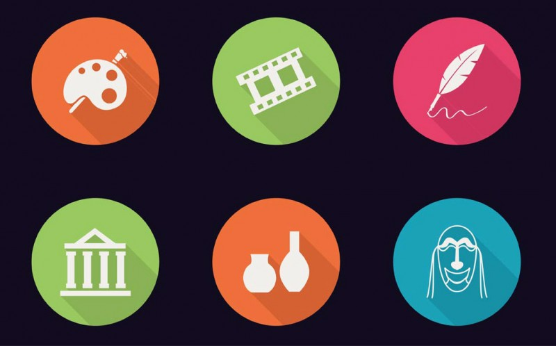 free-arts-and-culture-vector-icons