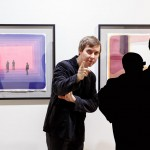 Не картина на выставке, а выставка на картине
