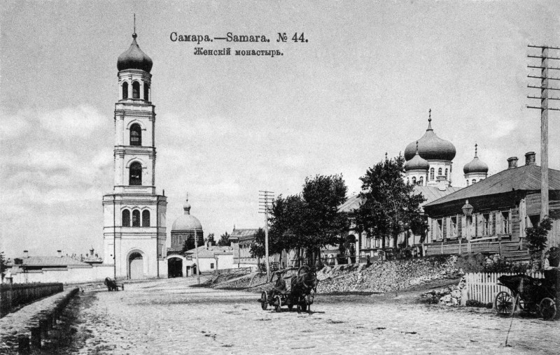 Самара отмечает 140-летие Самарского знамени