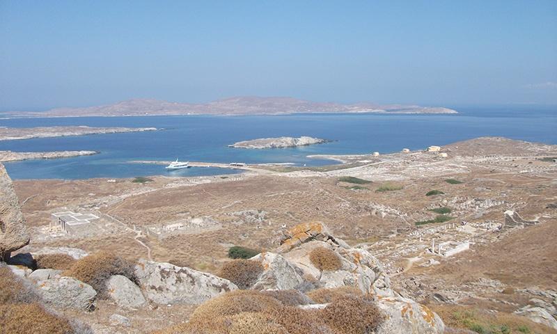 Остров Делос 3