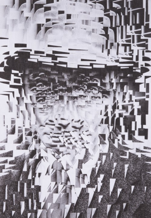 Robert Oppenheimer portrait