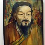 Будда и Чингисхан в «Новом пространстве»