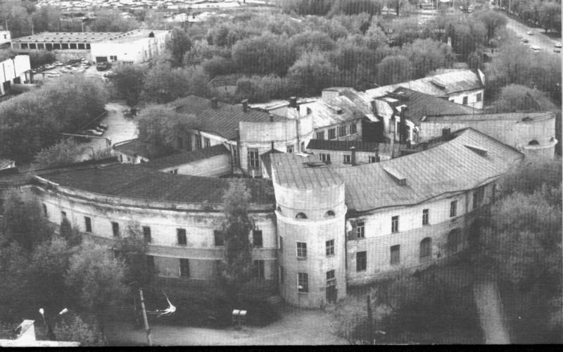 После реконструкции 1944 года
