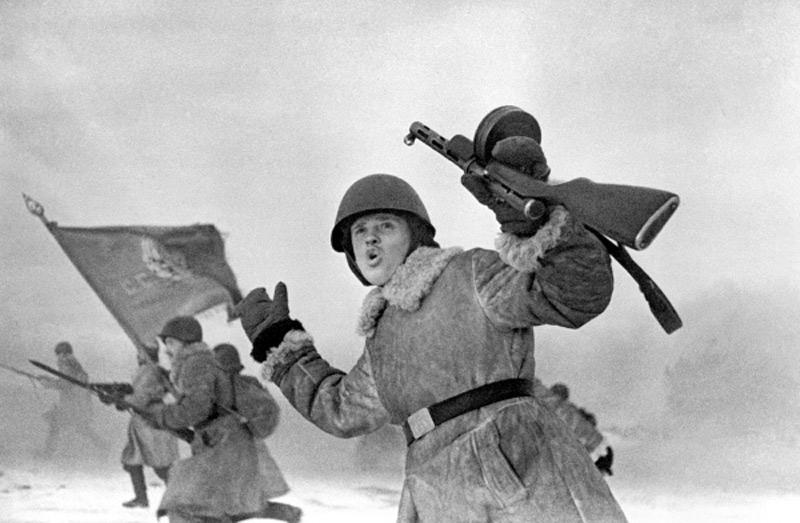 Soviet-Offensive-Near-Leningrad