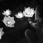 Праздник водных фонариков в объективе Сергея Осьмачкина