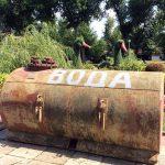 В сквере на площади Куйбышева 12 августа пройдет городской фестиваль стрит-арта