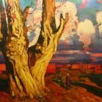 4 августа откроется сразу две выставки Пурыгина, к 90-летию самарского гения