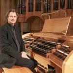 Узор немецкого органного барокко