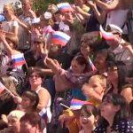 Экстремизму — нет! Фильм, показанный на встрече молодежи с Николаем Меркушкиным