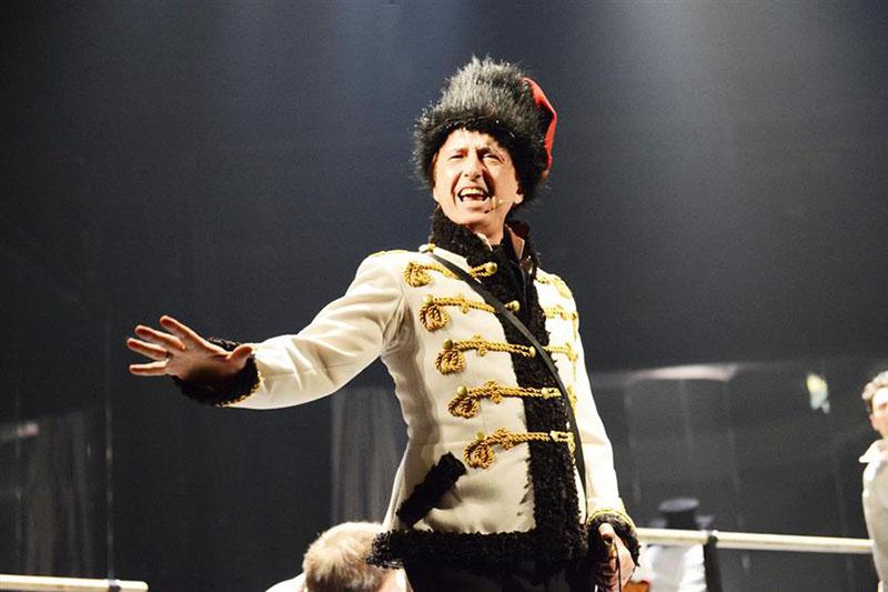 Актер Самарского театра драмы получил «Золотую Маску»