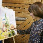 «Кандинский» учит рисовать