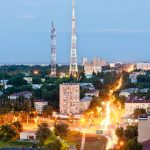 С 10 июля по 10 августа в Самаре будут красить телебашню