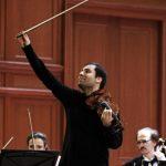 На 39-м году жизни умер скрипач Дмитрий Коган, до 2013 года — худрук Самарской Филармонии
