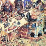 Нельзя пропустить! Выставка Павла Филонова в Художественном музее