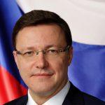 Поздравление Дмитрия Азарова к100-летию Комсомола