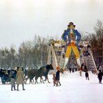 Программа новогодней ночи на площади Куйбышева