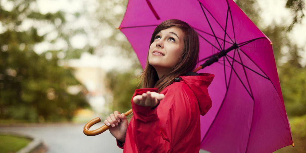 Выбор женского зонта – на что обращать внимание