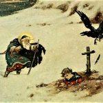 Иллюстрации Фрэнка Чейна Пэйпа ксборнику «Русские сказки»
