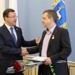 Дмитрий Азаров вручил премии и гранты деятелям культуры. Полный список