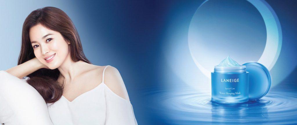 Один из лучших корейских косметических брендов Laneige, для всех!