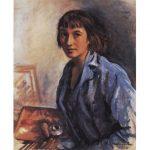 13 автопортретов и 135 лет Зинаиде Серебряковой
