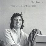 Прощание с Терри Джонсом