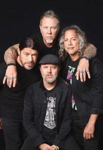 Online. Трансляции #MetallicaMondays