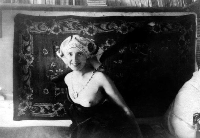 Софья Дымшиц. 1909