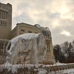 «Дача сослонами» может стать филиалом музея архитектурыим. Щусева