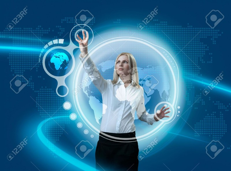 6595296-future-globe-interface-navigating-by-attractive-blonde-outstanding-business-people-in-interiors--int